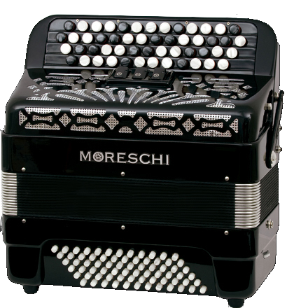 Koflíkové akordeony Moreschi